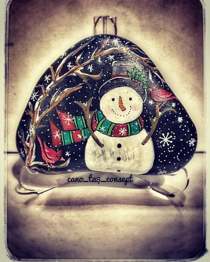 "217 Likes, 13 Comments - Canan Bodur (@cano_tas_consept) on Instagram: ""❤❤❤SATILDI#goodnight#good#night#cat#kedi#love#aşk#cool#colorful#red#handmade#happy#black#sevgi#instadaily#instalike#instamood#instagood#followme#follow#taşboyama#home#sweet#design#decor…"""