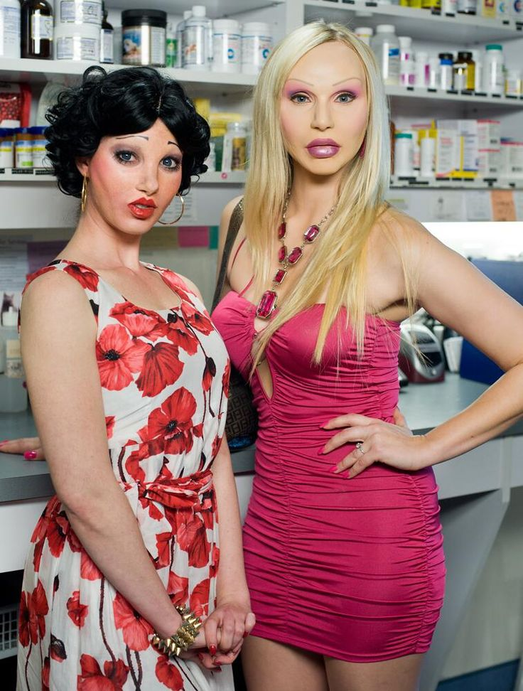 Ruby & Beatress in American Mary