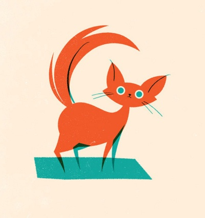 olly mossOlly Moss, Kitty Cat, Orange Cat, Cute Foxes Drawing, Cat Illustrations, Graphics Design, Cat Drawing, Design Posters, Baby Cat