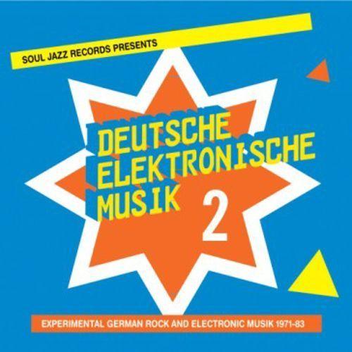 Deutsche Elektronische Musik, Vol. 2 [2LP, Pt. 2] [LP] - Vinyl
