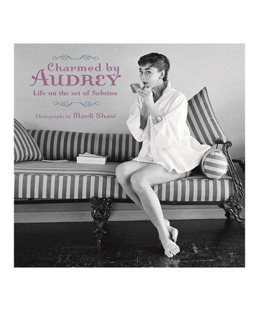 Charmed by Audrey Hardcover by Running Press #zulily #zulilyfinds