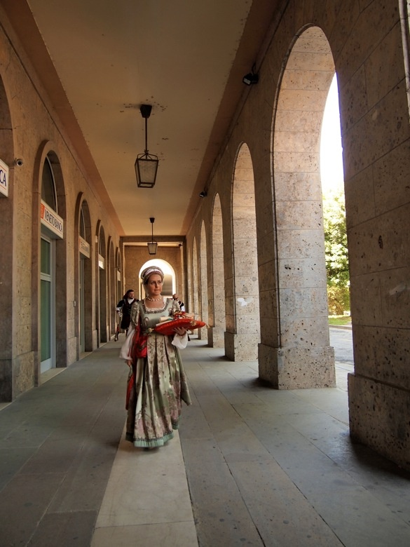 """Palio di Ferrara. The medieval festival in photos and video"" by @Kaitlin Keane Li"