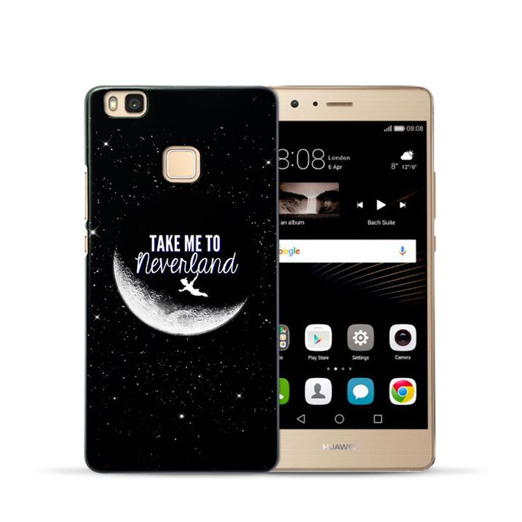 For P9 Lite Case Cute Cartoon Hard pc Back Cover for Fundas Huawei P9 Lite Case 2016 new arrivals coque for Ascend P9 Lite