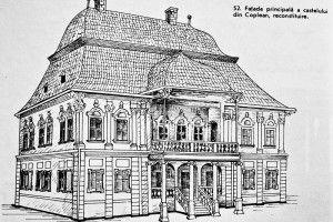 Nagyakapjoni Haller kastéy eredetileg| Monumente Uitate