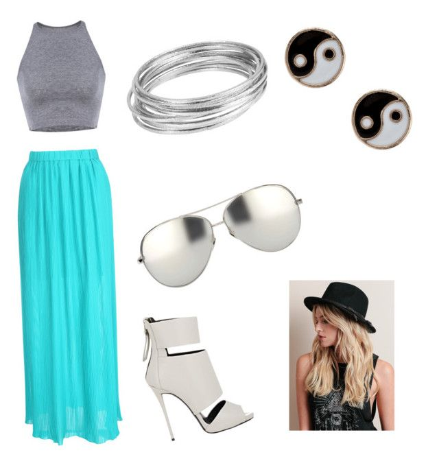 """""""Summer BBQ"""" by shaye1z ❤ liked on Polyvore featuring Jane Norman, Giuseppe Zanotti, Linda Farrow, Worthington and Accessorize"""