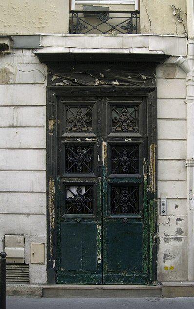 Porte, rue Saint-Hyacinthe