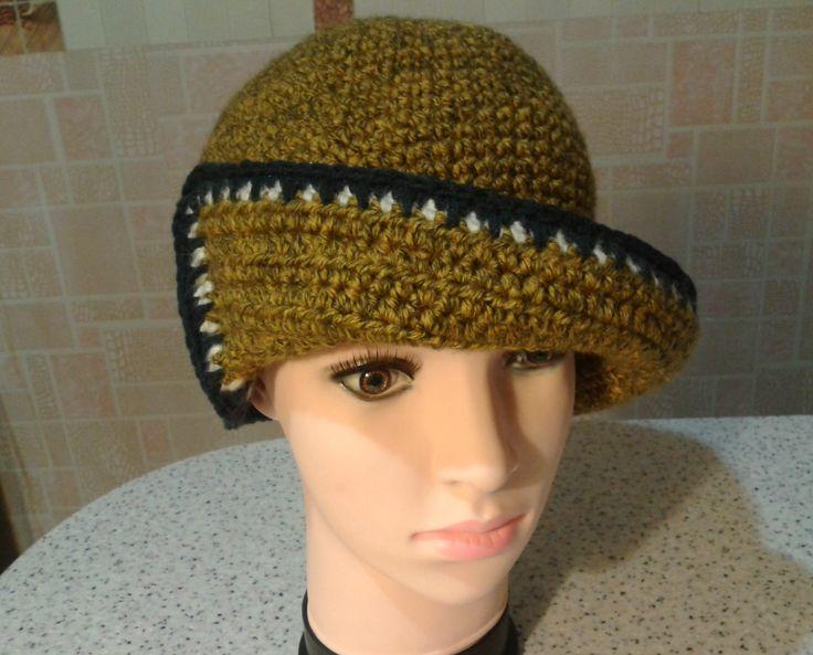 "шляпка ""Асимметрия"""