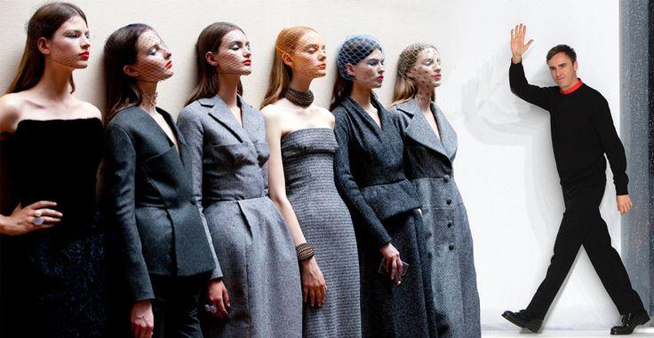 Style Notes: Раф Симонс уходит из Dior / Post@-Magazine — интернет журнал о качестве жизни   posta-magazine.ru