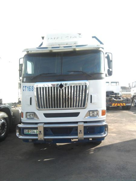 2007 INTERNATIONAL 9800I  WITH LOW MILEAGE AND FULL SERVICE HISTORY. START AND DRIVE STATUE.CALL MAX ON ( 27745457172) FOR MORE INFORMATION.