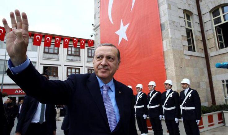 Ερντογάν: Τουρκία είναι και η Κύπρος, η Θράκη και η Μοσούλη-ΞΕΧΑΣΕ ΝΑ ΑΝΑΦΕΡΕΙ ΤΗΝ ΜΟΓΓΟΛΙΑ, ΤΗΝ ΜΟΝΑΔΙΚΗ ΠΑΤΡΙΔΑ ΤΟΥ