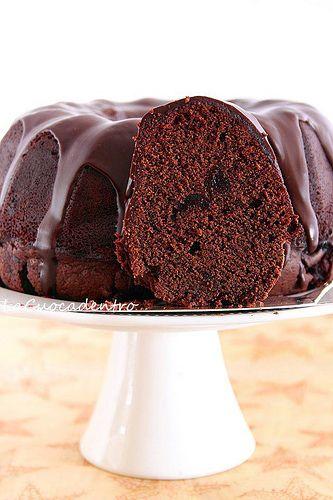 Torta al cioccolato di Ernest Knam