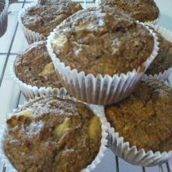 Muffins santé aux carottes, ananas, sarrasin et quinoa @ qc.allrecipes.ca
