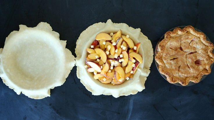Pick your fruit then follow our formula for perfect pie.