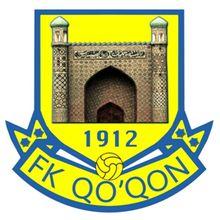 1912, Kokand 1912 (Kokand, Uzbekistan) #Kokand1912 #Uzbekistan #UzbekLeague (L8538)
