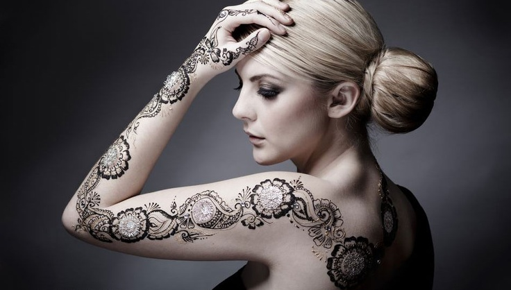 FARHANA | Henna & Make-up Artist. Bridal | Fashion