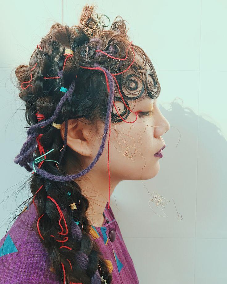 いいね!308件、コメント7件 ― 前田エマさん(@ema__maeda)のInstagramアカウント: 「・ ∆⊿ #emachunstyle ⊿∆ ・ model by rio hosoya @riohosoya styling,hairmake,makeup,photo by…」