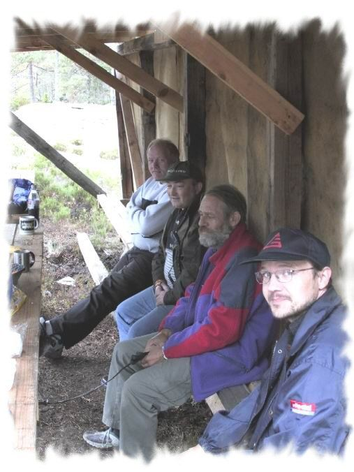Holatoppen | LA5M LA8EKA--LA3PMA--LA4FU--LB9GE on JO59LL Summer-cabin