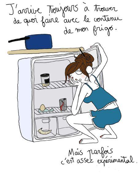 Les 154 meilleures images propos de citation sur for 750g dans mon frigo