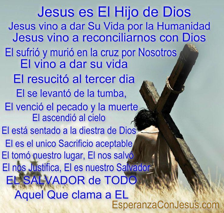 Quien Es Jesús?