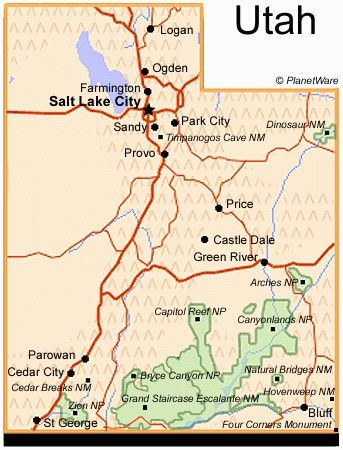 46 Best Images About Utah Maps On Pinterest Free Things To Do Utah And Utah Tourism