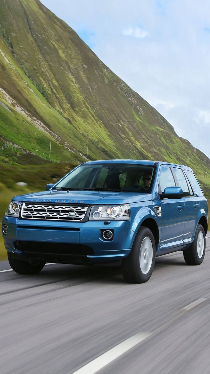 Land Rover Freelander 2 iPhone 6/6 plus wallpaper