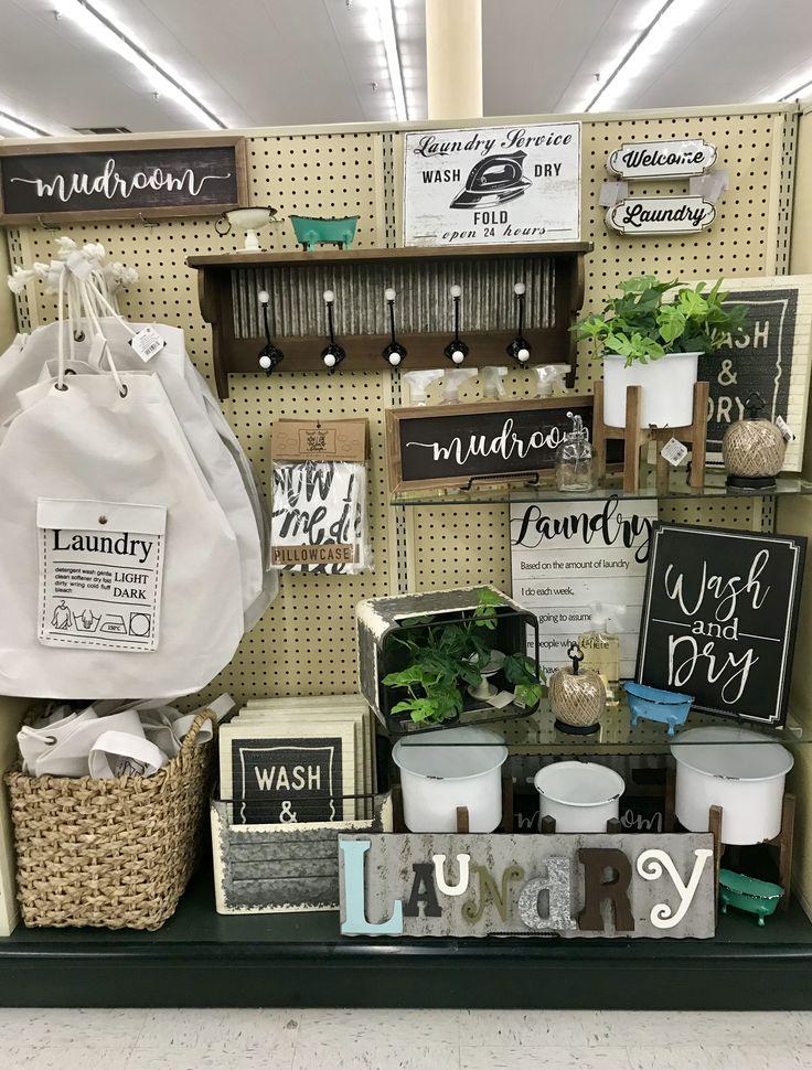 Hobby lobby merchandising table displays work Home in