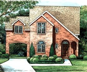 17 best images about ideas for new house on pinterest for French country house plans with porte cochere