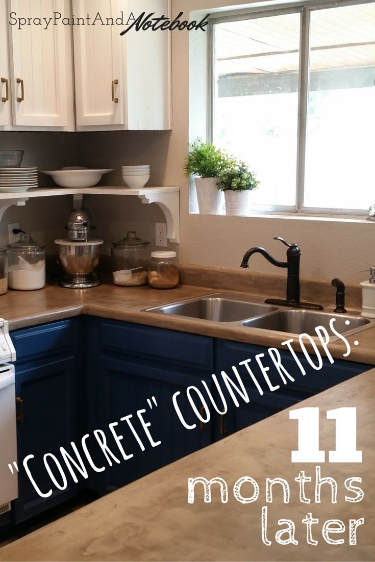 166 best images about Concrete Countertops on Pinterest