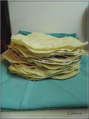 Limara péksége: Arab lepénykenyér serpenyőben