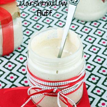 Gingerbread Marshmallow Fluff | Desserts | Pinterest