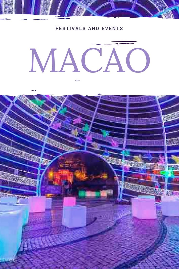 Macao's fusion of Portuguese and Chinese cultures gives it an edge when it comes to festival. Macao is a vibrant and exciting festival city.
