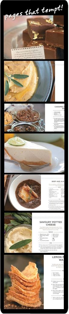 """""""For Food Sake"""" by Tenina resets the bar for Thermomix cookbooks!"""