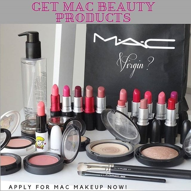 Get Free Mac Cosmetic Samples For You Women Just Enter The Email And Get Fre Mac Beauty Products Mac Makeup Chemical Free Makeup