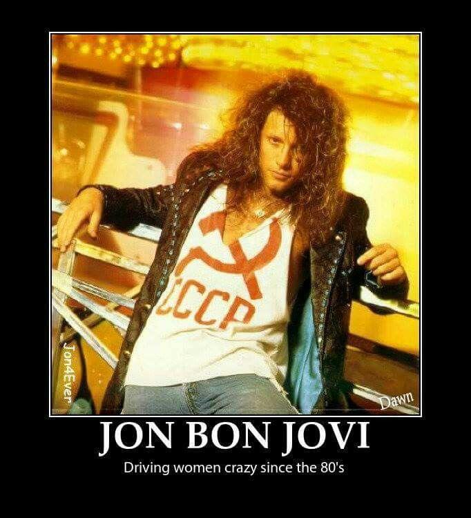 Bon Jovi Birthday Memes