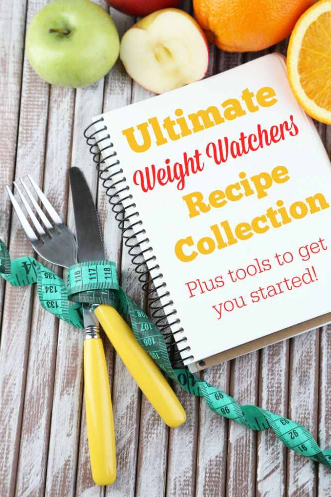Ultimate #WeightWatchers Recipes Collection. #recipes #simplyfilling