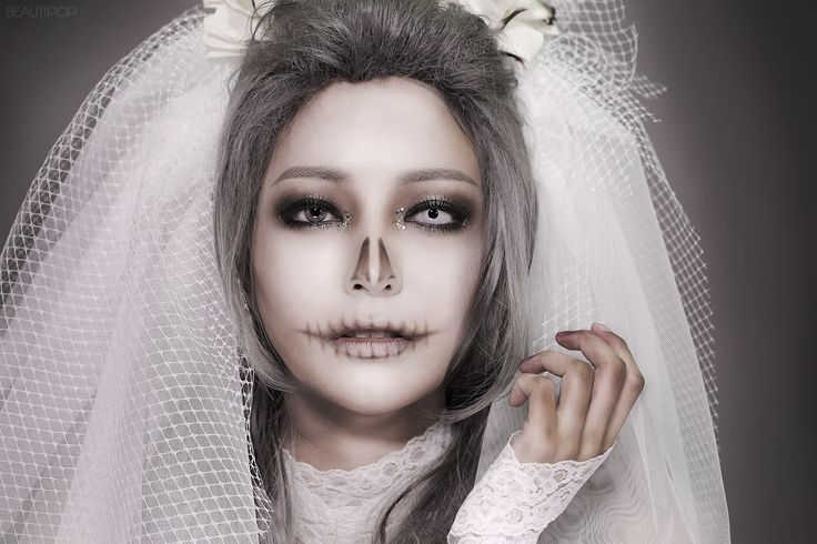 Makeup Ideas to Try for Halloween!
