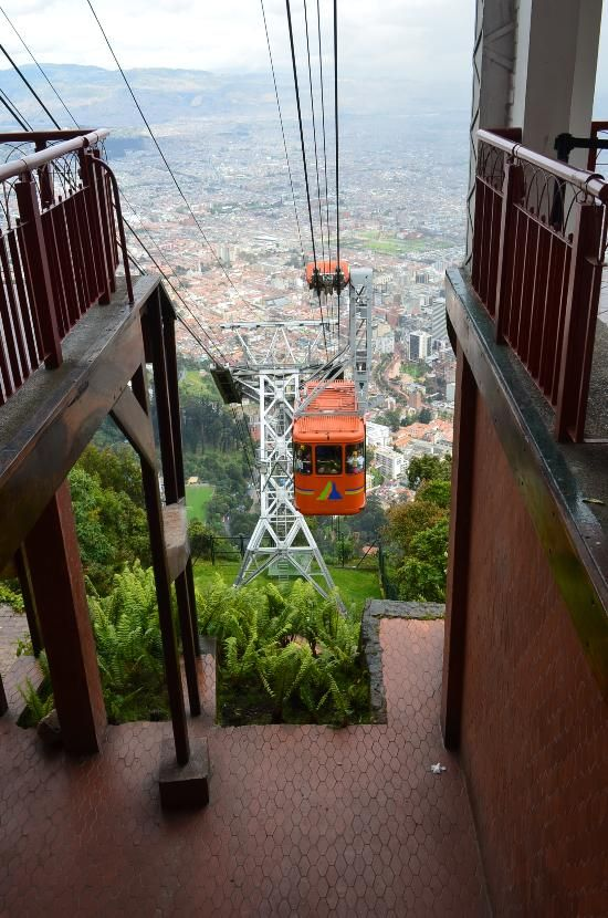 Mount Monserrate (Bogota, Colombia): Address, Phone Number, Tickets & Tours, Mountain Reviews - TripAdvisor