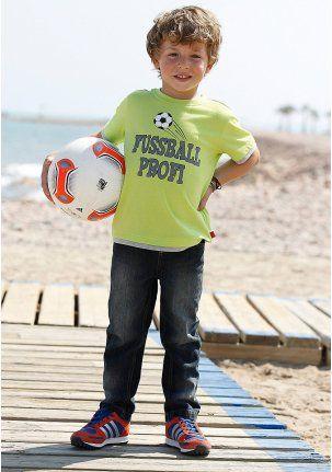 Футболка - http://www.quelle.ru/New_arrivals/Kids_collection/Boys_collection/New_boytshirt/Futbolka__r1252154_m292798.html?anid=pinterest&utm_source=pinterest_board&utm_medium=smm_jami&utm_campaign=board4&utm_term=pin38_04042014 Яркая футболка для маленького любителя футбола. #quelle #tshirt #football #print #summer