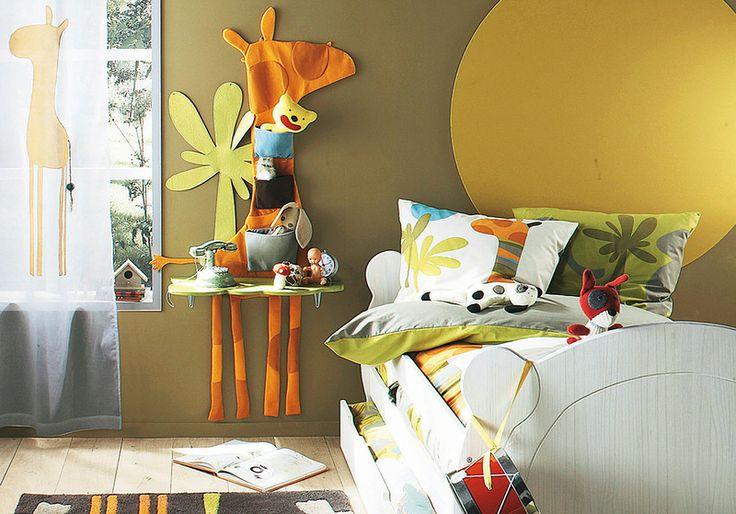 Красивые комнаты для детей и младенцев от Vertbaudet