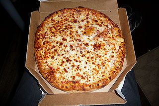 Domino's Hand Tossed Pizza Crust