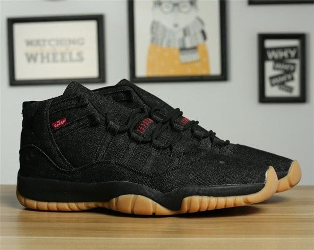 wholesale dealer 07d76 42b20 Air Jordans 11 Levis CY47 | Jordan Shoes | Jordan 11, Air ...