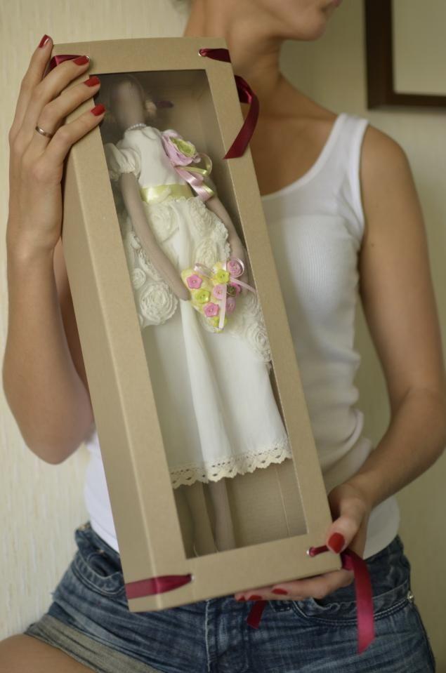 упаковка для кукол ручной работы - Поиск в Google