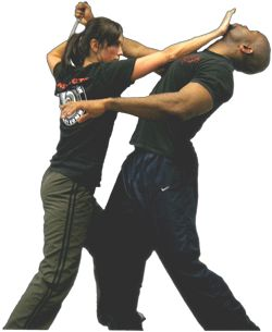 Military Self Defense  www.women-defendyourself.com