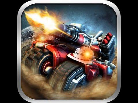 Juego de Arcade Android 2015 - Tank World War 3D Game Play