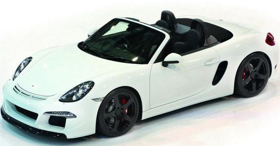RUF 3800S Porsche Boxster