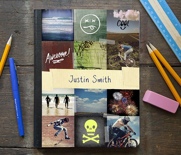 Image result for school book cover collage