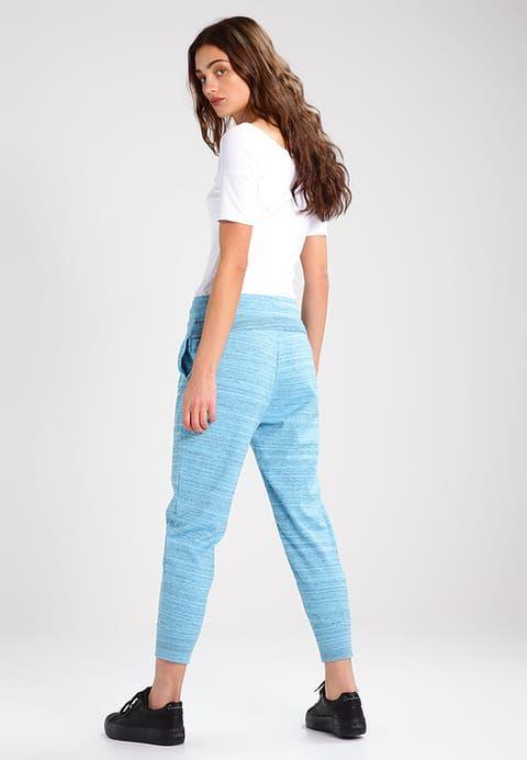 Nike Sportswear Pantalon de survêtement - vivid sky/white - ZALANDO.FR