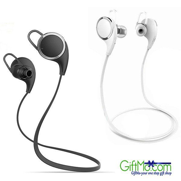Amazing QCY QY8 Wireless 4.1 Bluetooth Noise Canceling Headphones with Mic Tired of buying cheap headphones that sound like cheap headphones? You know the ones