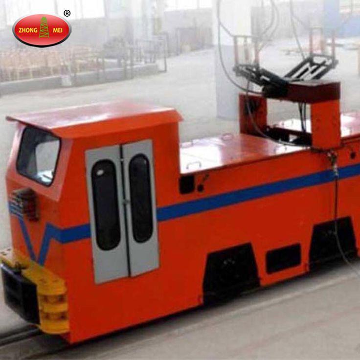 High Quality Underground Mining Explosion-proof Diesel Locomotives