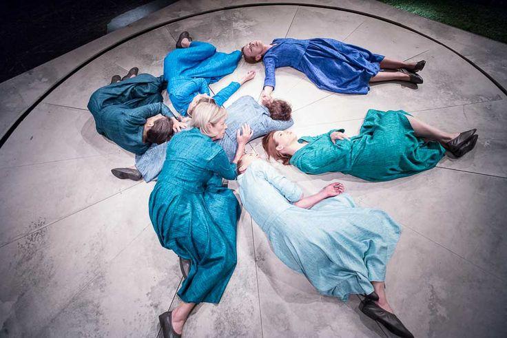 Female Workers on a Hunger Strike by Goran Ferčec, directed by Olja Lozica in 2017.